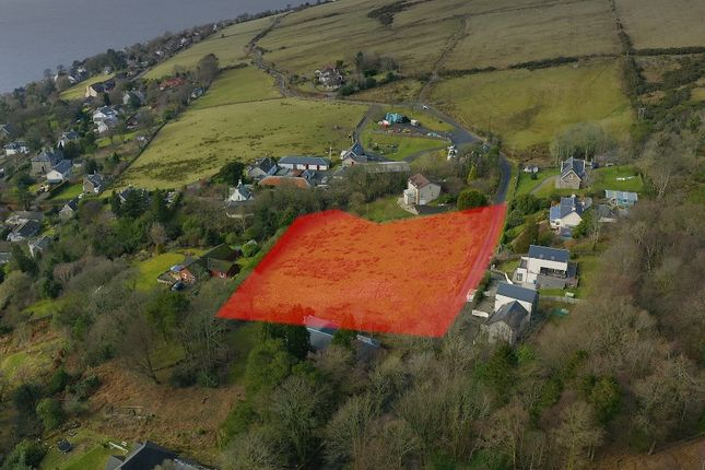 Thumbnail Detached house for sale in Barbour Road, Kilcreggan, Argyll And Bute