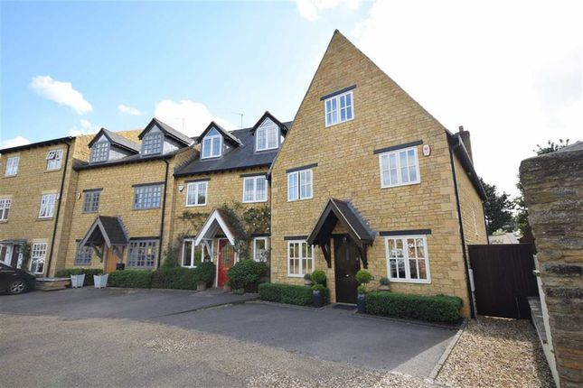 Thumbnail End terrace house for sale in Church Mews, Moulton, Northampton