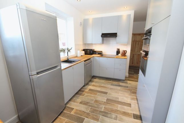 Kitchen Area of Parkway, Rochdale OL11