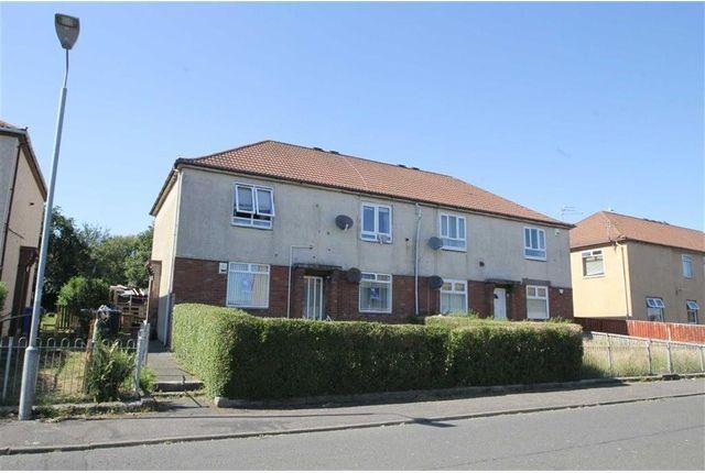 Thumbnail Flat to rent in Wheatley Road, Stevenston, North Ayrshire