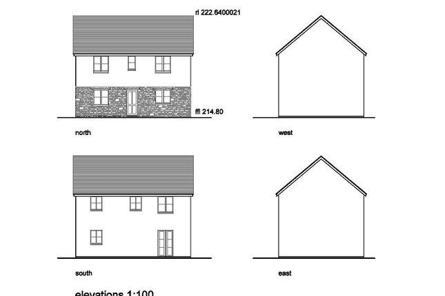 Thumbnail Detached house for sale in Roseveare Close, Pensilva, Liskeard