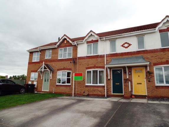 Thumbnail Terraced house for sale in Forest Walk, Buckley, Flintshire