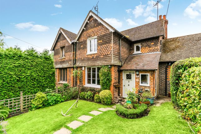 2 bed property for sale in Wayside Cottage, Norwood Hill Road, Norwood Hill, Horley