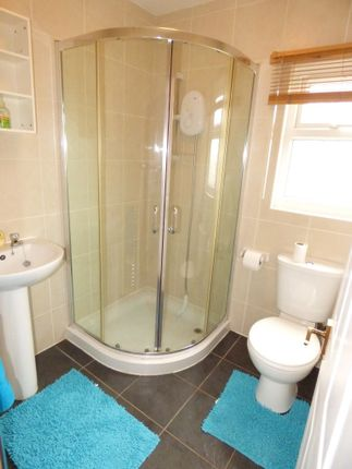 Shower WC of 61 Sixth Avenue, South Shore Holiday Village, Bridlington YO15