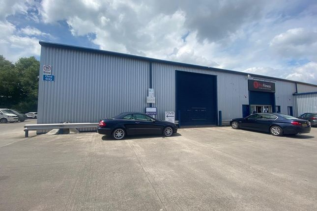 Thumbnail Light industrial to let in Unit 18C Freemans Parc, Penarth Road, Cardiff