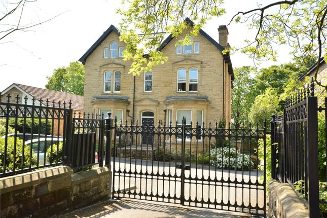 Thumbnail Flat for sale in The Victoria, Park Crescent, Roundhay, Leeds