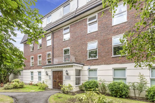 Thumbnail Flat for sale in Helen Clare Court, 80 Windmill Hill, Enfield