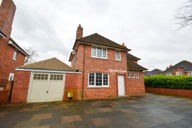Thumbnail Detached house for sale in Orchard Avenue, Boothstown, Worsley