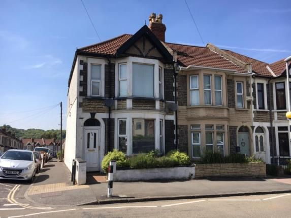 Thumbnail End terrace house for sale in Wick Road, Brislington, Bristol