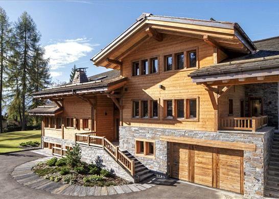 7 bed detached house for sale in 1884 Villars-Sur-Ollon, Switzerland