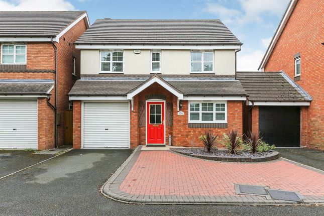 Thumbnail Detached house for sale in Tyburn Road, Erdington, Birmingham