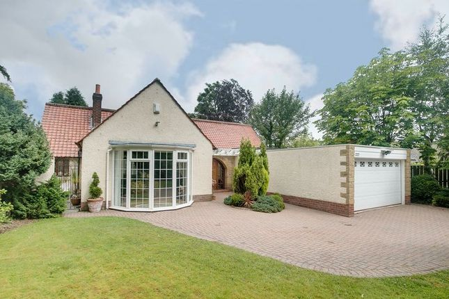 Detached bungalow for sale in Middle Drive, Ponteland, Newcastle Upon Tyne