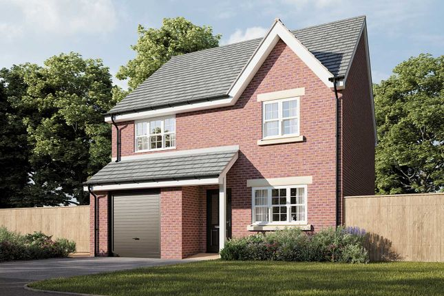 "Thumbnail Detached house for sale in ""The Goodridge"" at Smug Oak Lane, Bricket Wood, St.Albans"