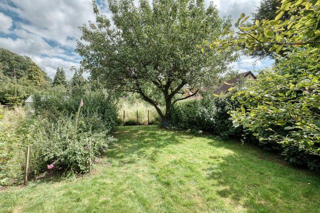 Garden of Third Road, Wildmoor, Bromsgrove B61
