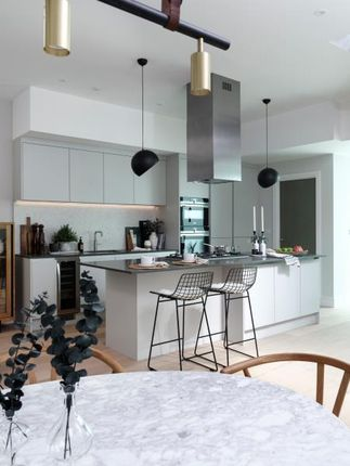 Thumbnail Town house for sale in Avery Walk, Battersea