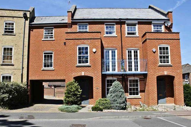 Thumbnail Town house for sale in Rockbourne Road, Sherfield-On-Loddon, Hook