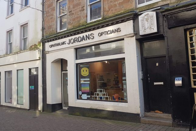 Thumbnail Retail premises to let in Newmarket Street, Ayr