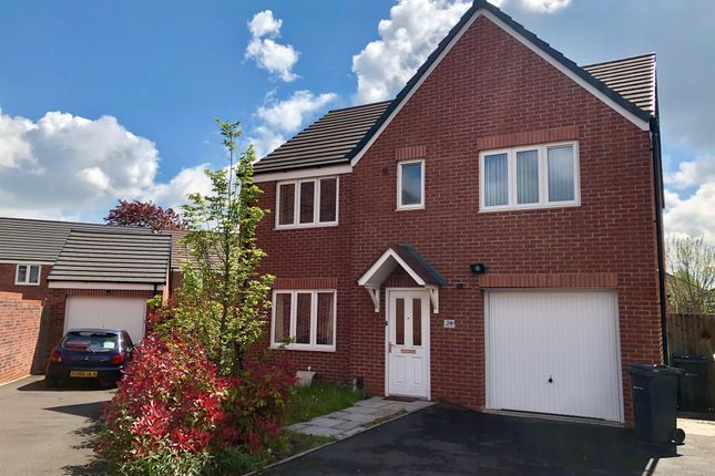 Thumbnail Detached house for sale in Culey Green Way, Birmingham