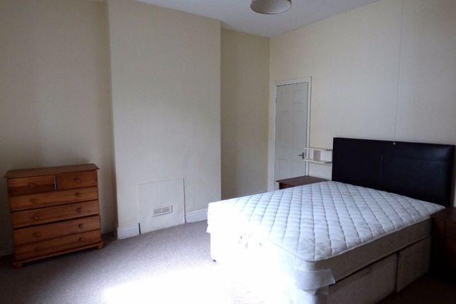 Thumbnail Terraced house to rent in Room 2, Oxford Street, Stoke On Trent