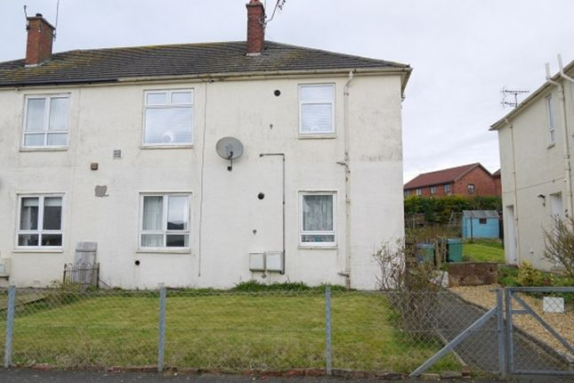 Thumbnail Flat for sale in Tarbolton Road, Monkton, Prestwick