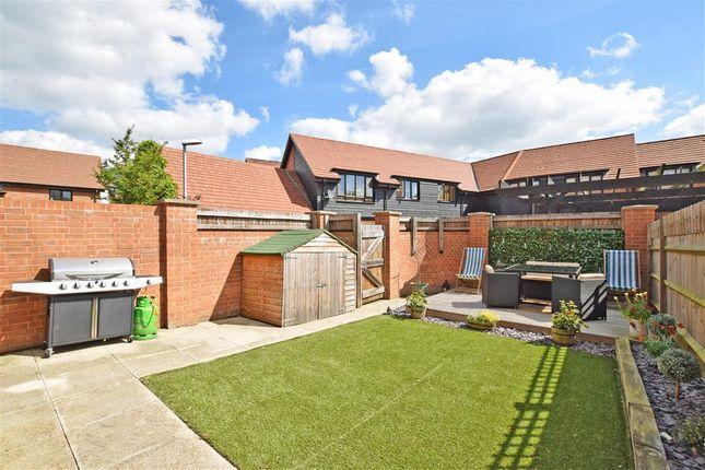 Thumbnail Terraced house for sale in Teddington Drive, West Malling, Kent