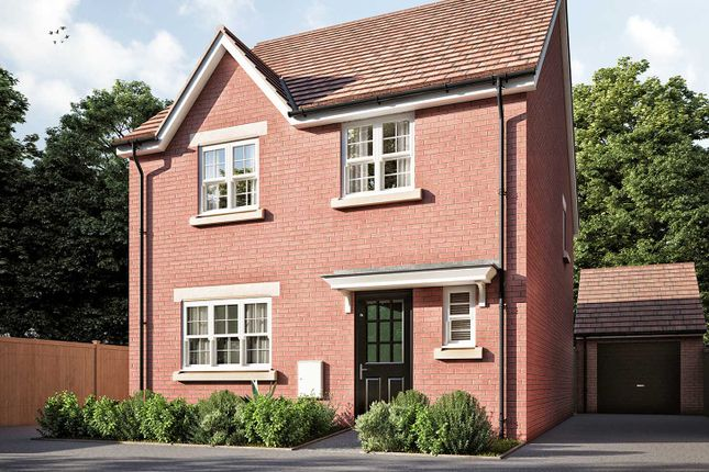 "Thumbnail Detached house for sale in ""The Mylne"" at Smug Oak Lane, Bricket Wood, St.Albans"