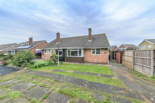 Thumbnail Semi-detached bungalow for sale in Bream Close, Trench, Telford, Shropshire
