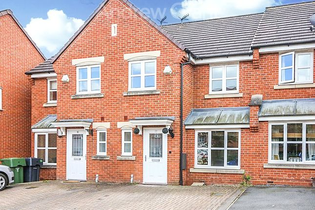 3 bed terraced house to rent in All Saints Place, Bromsgrove B61