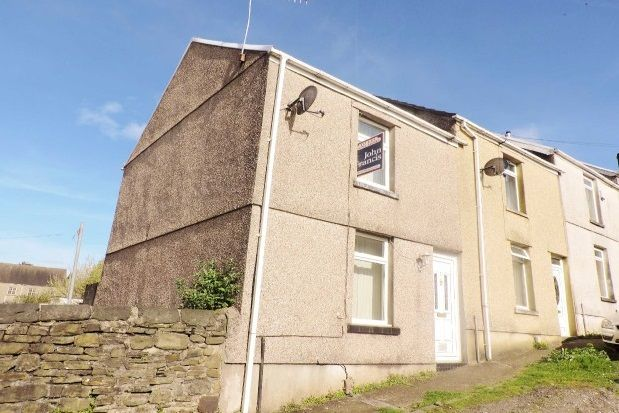 Thumbnail Property to rent in Grenfell Town, Pentrechwyth, Swansea