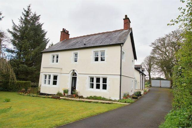 Thumbnail Detached house for sale in Milton, Brampton, Cumbria