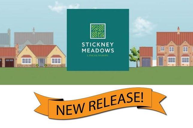 New Release of Plot 49 The Kirmington, Stickney Meadows, Stickney, Boston PE22