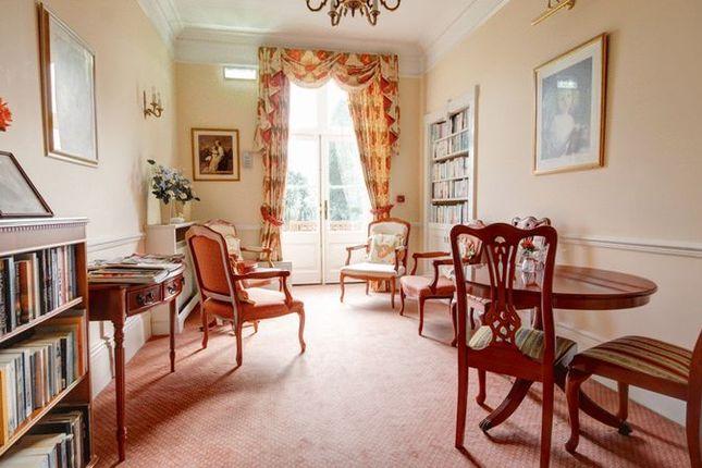 Communal Lounge of Mowbray Court, Heavitree, Exeter EX2