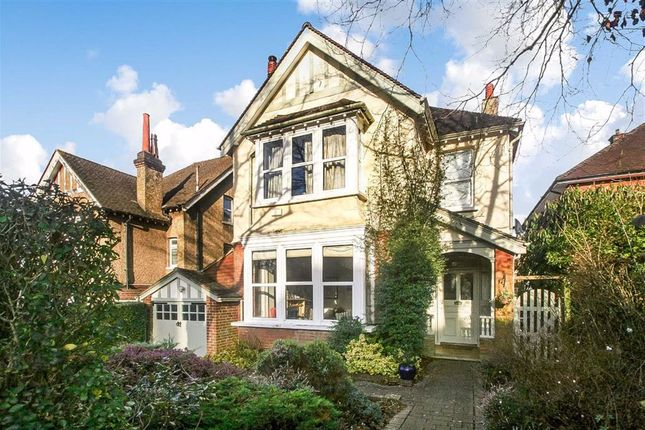 Thumbnail Detached house for sale in Purley Knoll, West Purley, Surrey