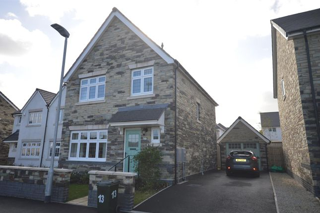 Thumbnail Detached house for sale in Kevill Road, Pool, Redruth