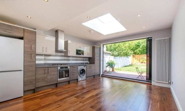 Thumbnail Semi-detached house for sale in Kensington Avenue, Thornton Heath