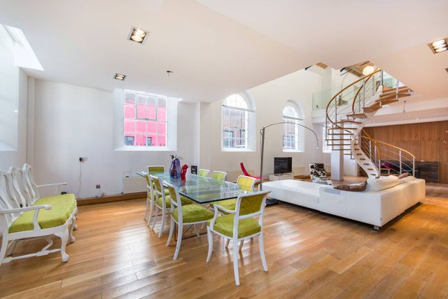 Thumbnail Property to rent in Lassell Street, Greenwich
