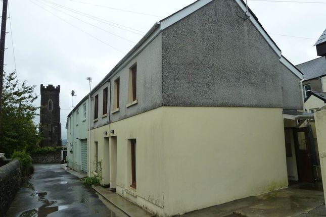 Thumbnail End terrace house to rent in Picton Court, Carmarthen, Carmarthenshire