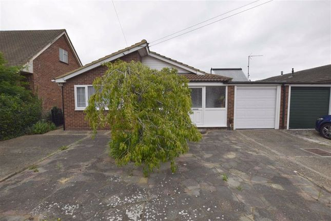 Thumbnail Detached bungalow for sale in Gordon Road, Basildon, Essex