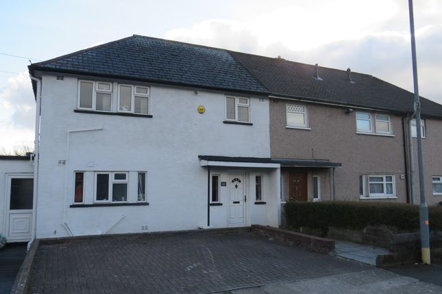 Thumbnail Semi-detached house for sale in Ty Glas Avenue, Llanishen, Cardiff