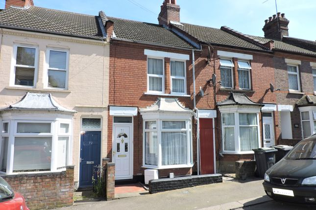 Terraced house for sale in Russell Rise, Luton