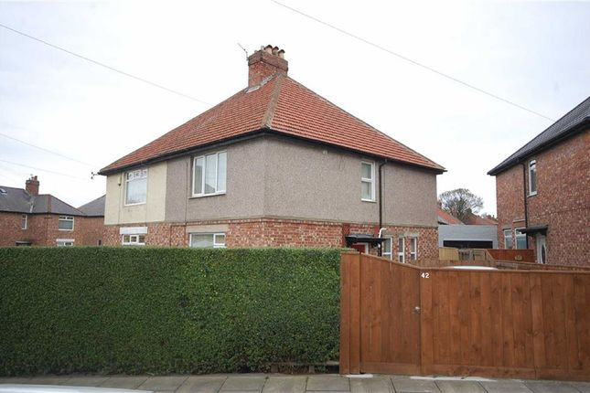 3 bed semi-detached house to rent in Lilac Avenue, South Shields