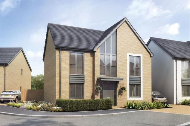 Thumbnail 3 bed semi-detached house for sale in 1 Wyatt Close, Dursley