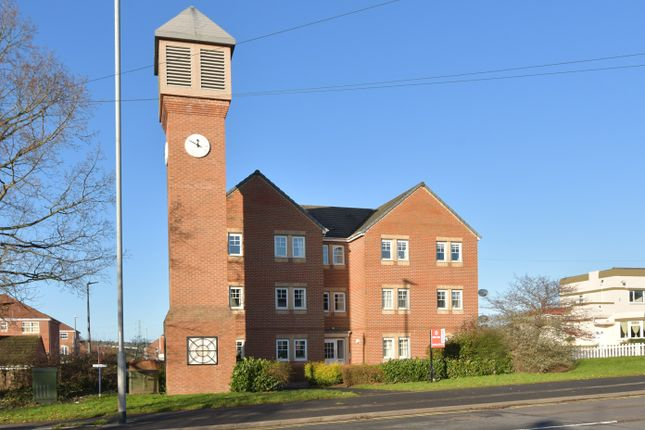 Thumbnail 2 bed flat to rent in Leek New Road, Baddeley Green, Stoke-On-Trent