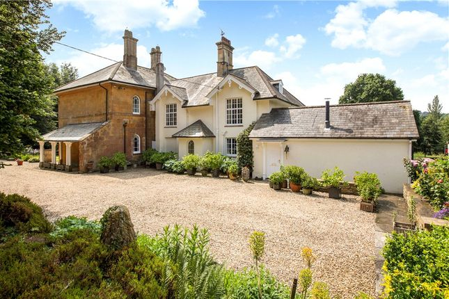 Thumbnail Detached house for sale in Nether Compton, Sherborne, Dorset