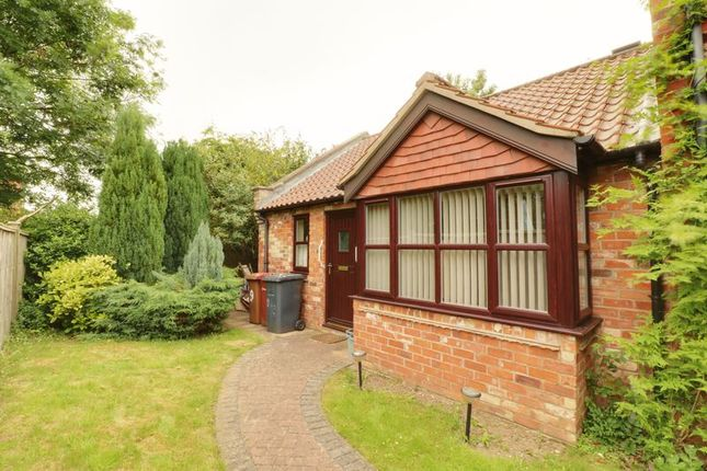 Thumbnail Bungalow for sale in The Grove, Barrow-Upon-Humber