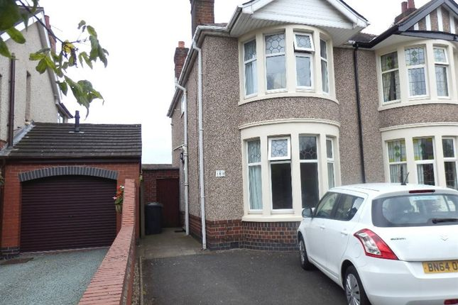 Thumbnail Property to rent in Coventry Road, Exhall, Coventry