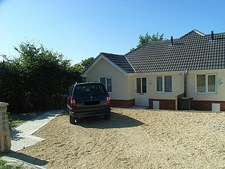 Thumbnail Semi-detached bungalow for sale in Blandford Road, Upton, Poole