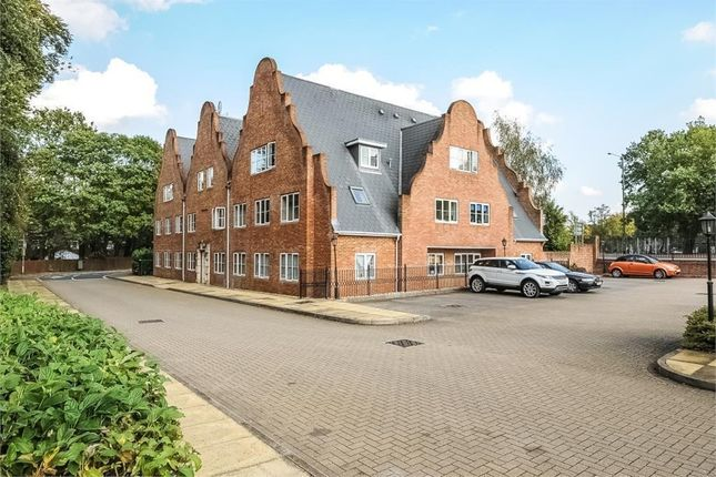 Thumbnail Flat for sale in Paddock House, Burleigh Road, Ascot, Berkshire