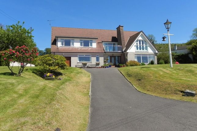 Thumbnail Detached house for sale in Holmcroft, Middleshaw, Lockerbie, Dumfries & Galloway
