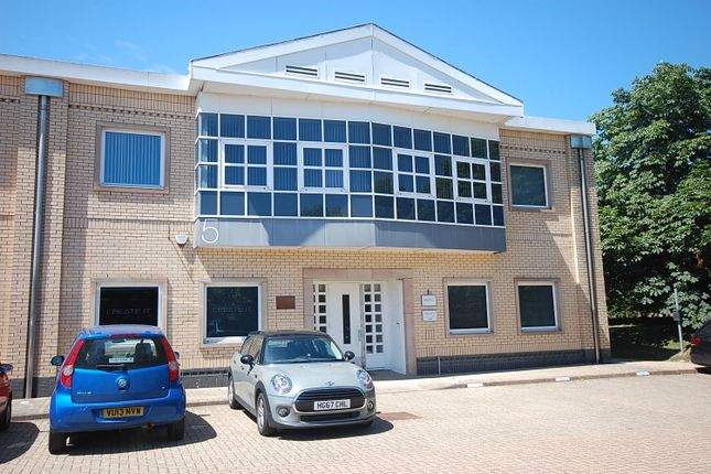 Thumbnail Office for sale in Thatcham Business Village, Thatcham